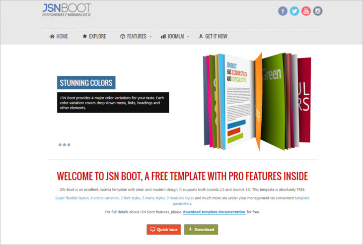 free-joomla-template-demo-part