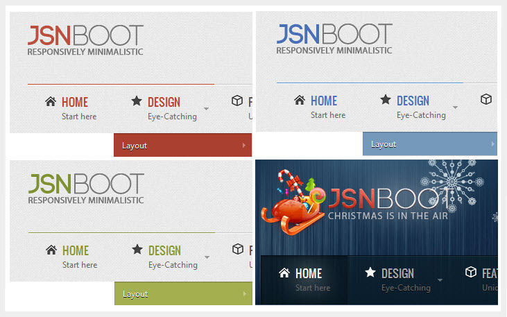 Free Joomla Template with Professional Features
