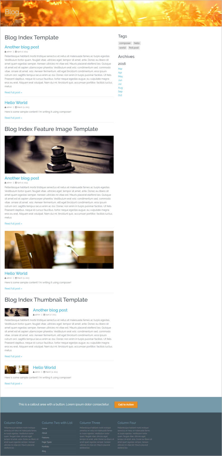 multi-purpose-concrete5-theme-blog-page-demo