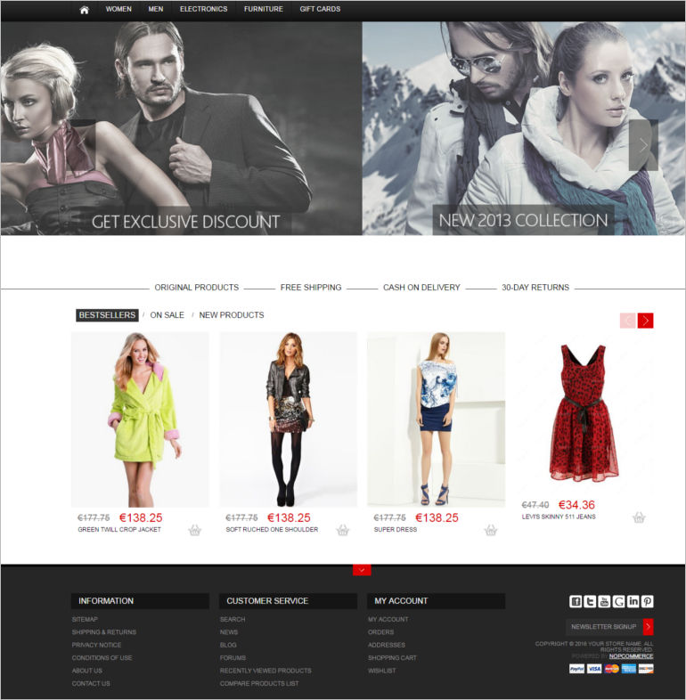 nopcommerce-theme