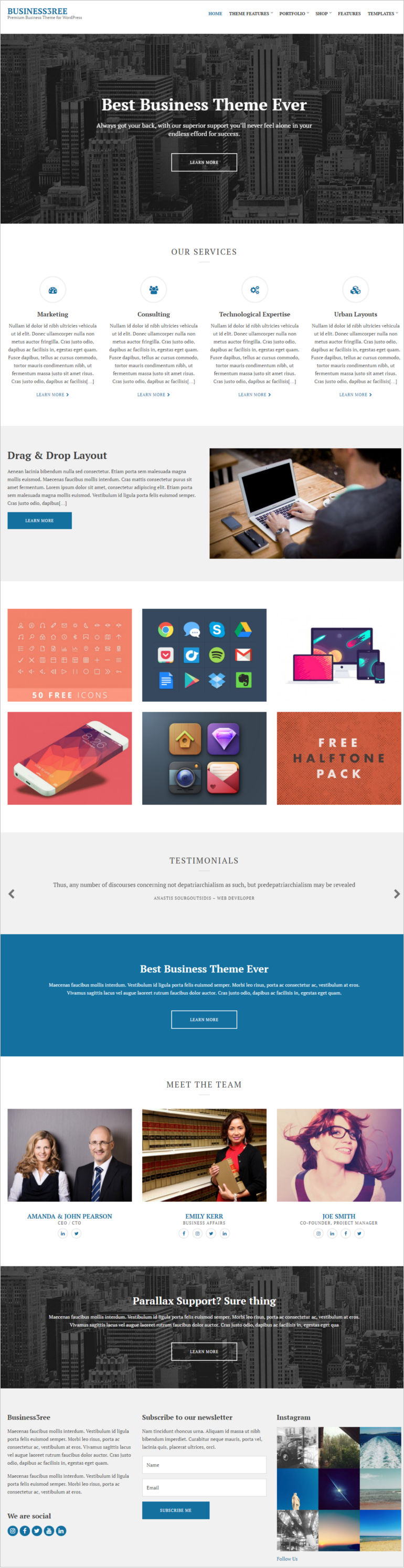 portfolio-wordpress-themes