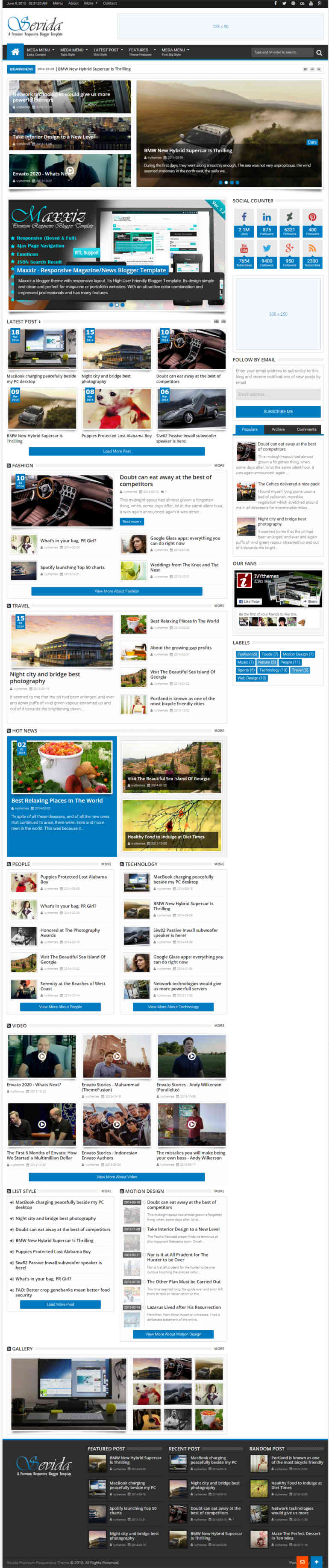 responsive-magazine-blogger-template