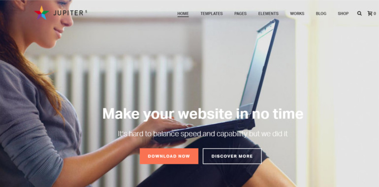 fastest-and-lightest-business-wordpress-theme