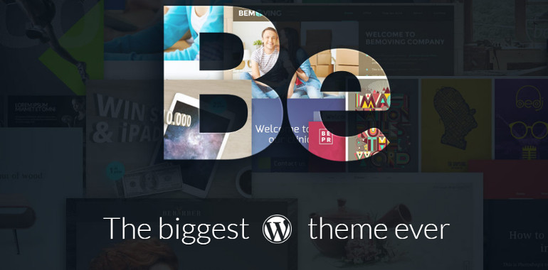 BeTheme wordpress them and template