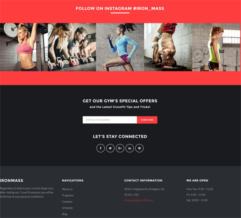 bodybuilding-wordpress-theme