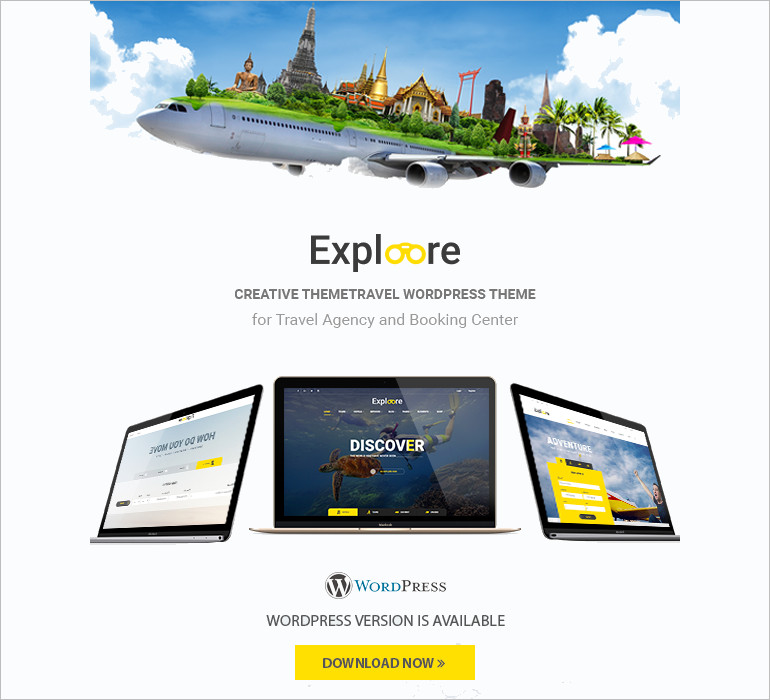 Booking HTML Template