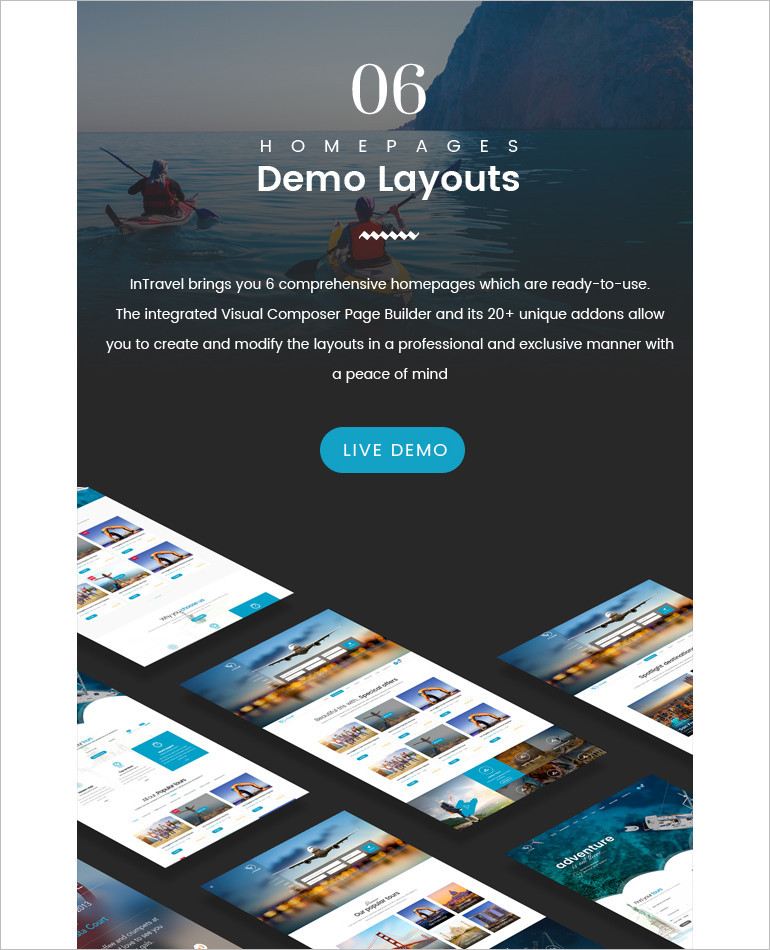 Booking Tour WordPress Theme