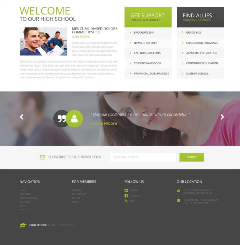high-school-promotion-wordpress-theme