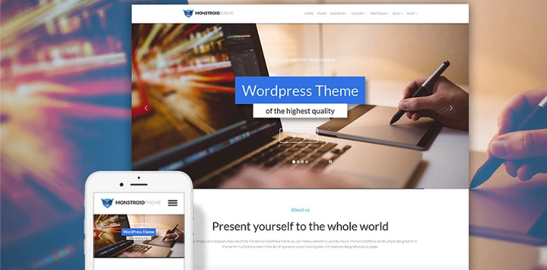 monstroid-wordpress-theme-for-blogs-and-portfolios