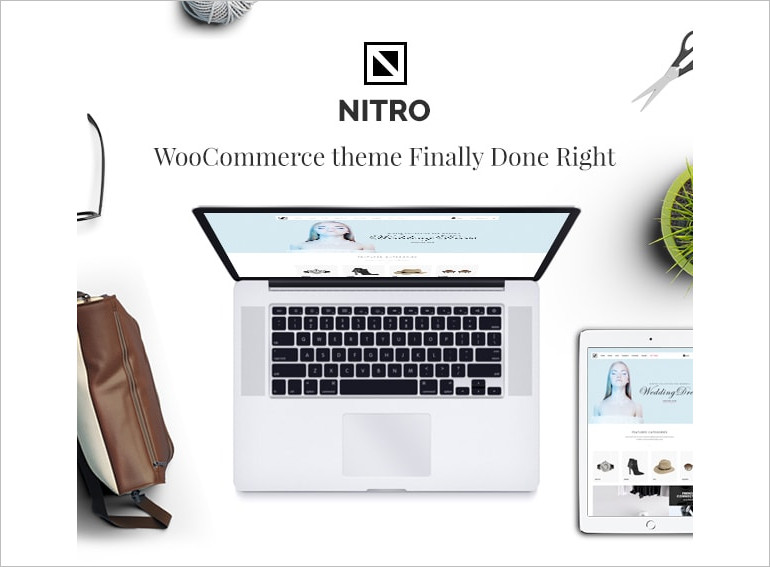 WooCommerce theme and templates