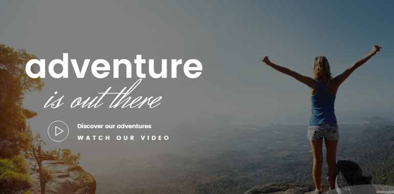 create successful travel website without touching a single line of code