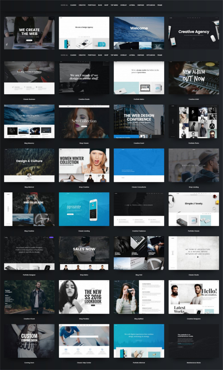 creating award winning web designs