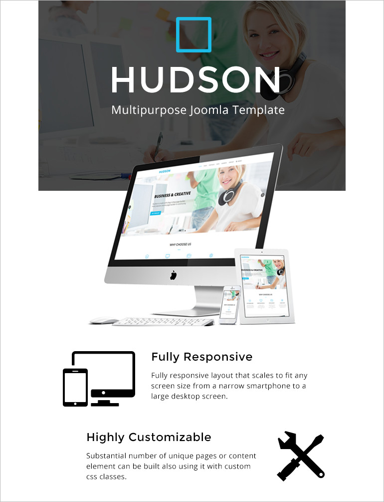 hudson-theme-and-template