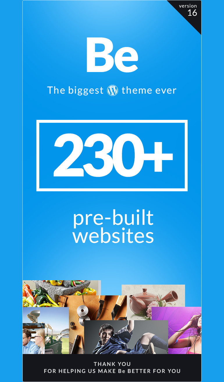 multi purpose Wordpress Theme