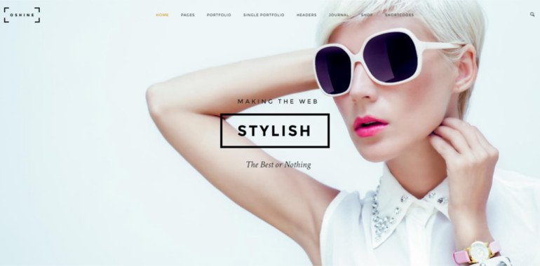 multi-purpose wordpress portfolio theme