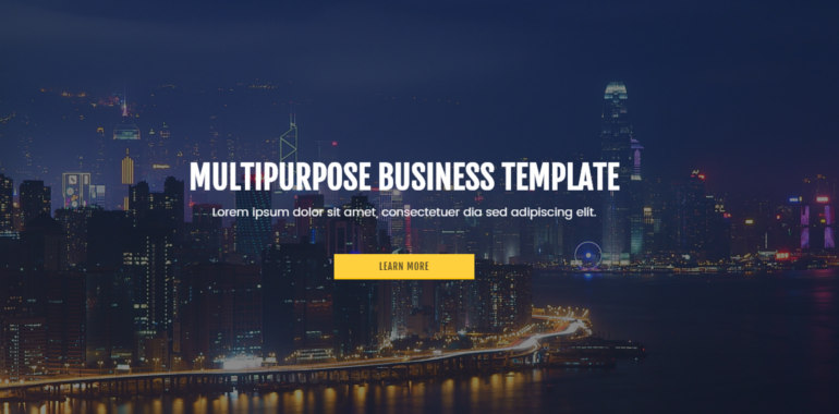 multi purpose theme