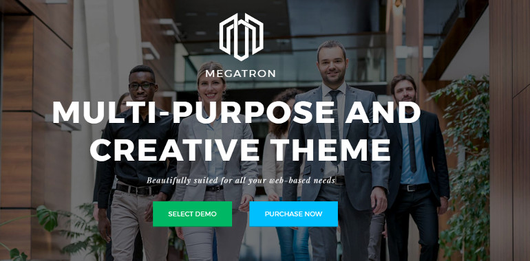 multipurpose word press theme