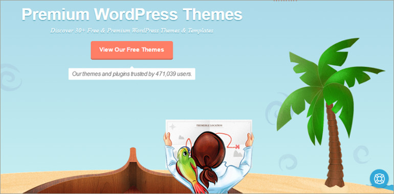 themsile wordpress themes