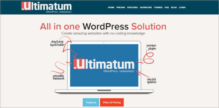 ultimatem wordpress theme