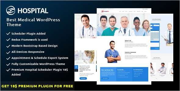 Best Medical WordPress Theme