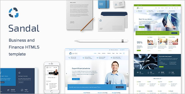 Consultancy Business Drupal Template