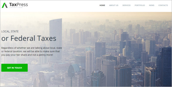 Consulting Drupal Theme