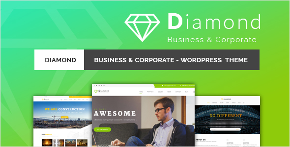 Corporate Responsive WordPress Theme