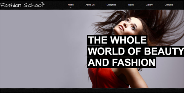 Fashion Design Joomla Theme