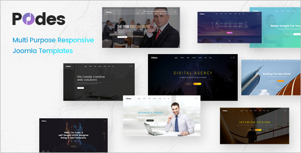 Finance Business Joomla Template