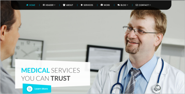Health Clonic WordPress Theme
