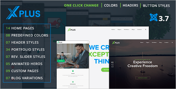 Joomla Construction Theme