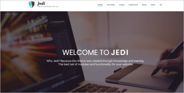 Latest Responsive Joomla Template