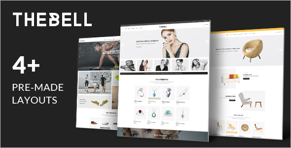 Multistore WordPress Theme