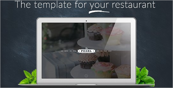 Amazing Restaurant Template