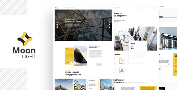Architecture Designer WordPress Theme
