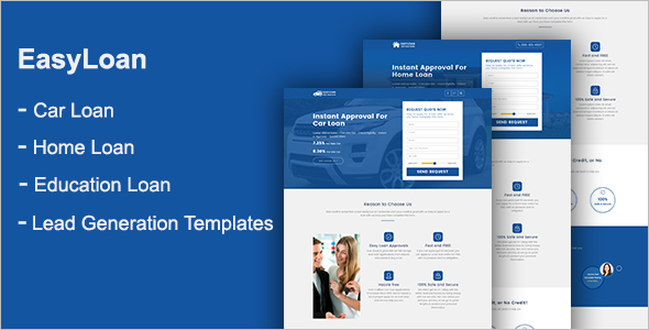 Banking Website Template