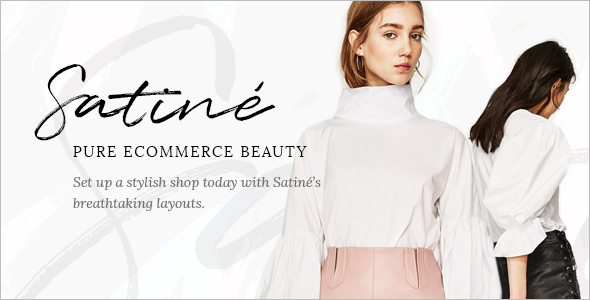 Beauty Fashion Store WordPress Theme