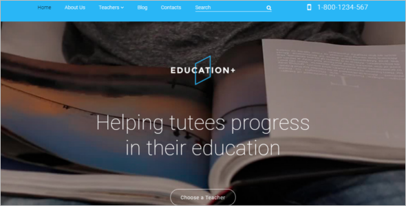 Best Education Drupal Template