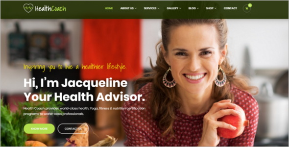 Best Health Guide Blog Theme