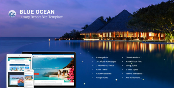 Best Hotel HTML Template