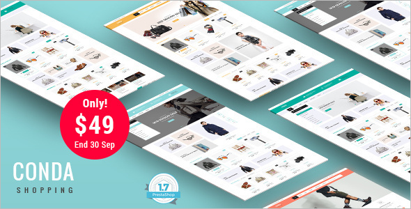 Best Responsive Prestashop 1.7 Theme