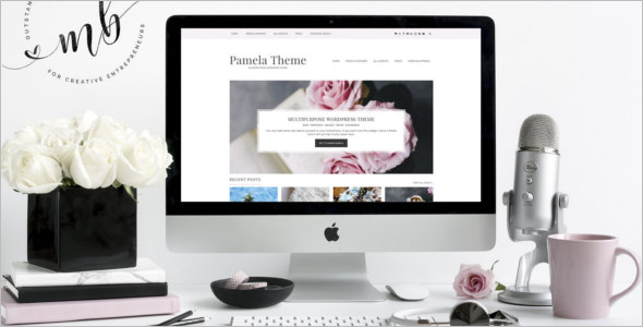 Blog Shop Template