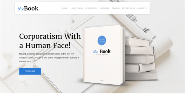 Book WooCommerce Template