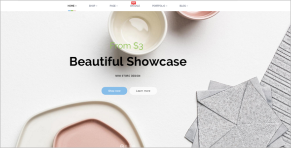 BootstrapWooCommerce Template