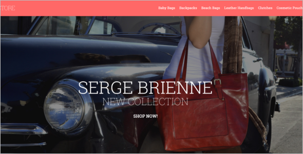 Boutique ZenCart Theme