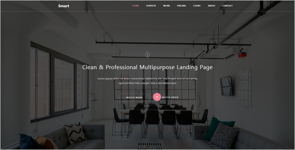 Business Bootstrap4 Template