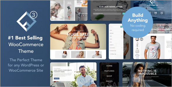 Business WooCommerce Template