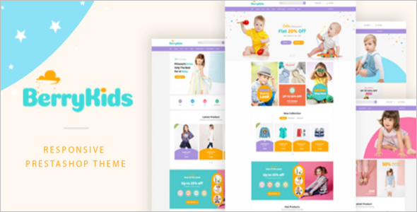 Children Store Prestashop Theme