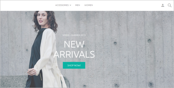 Cloth Store Magento Theme