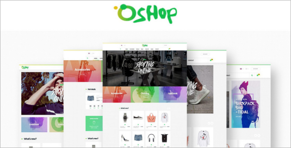 Colorful Prestashop Theme